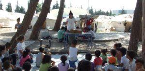 Diavata ,camp de refugiats